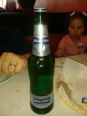 Kolobok Universidad: Cerveza rusa