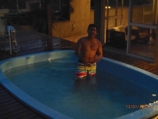 Eko Residence Hotel: piscina do hotel