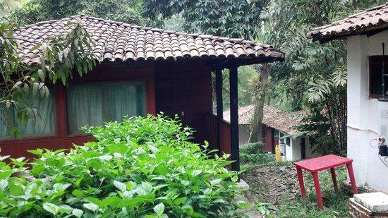 Cascadas de Misol-Ha: Home in the jungle