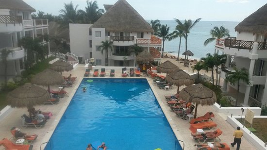 Sunscape Sabor Cozumel : Beautiful view.  Thank u sabor