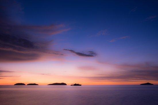 Sutera Harbour Resort (The Pacific Sutera & The Magellan Sutera): View from hotel