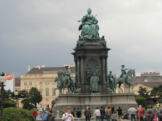 Historic Center of Vienna: One of many