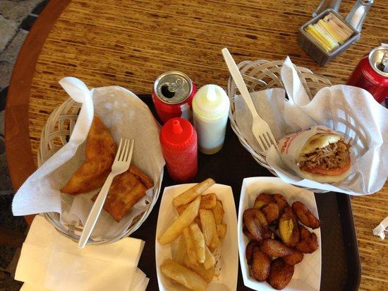 Viva Las Arepas: Delicioso