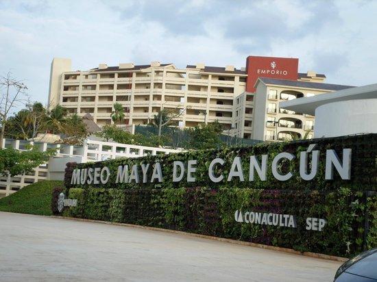 Museo Maya de Cancun: Museo Maya de Cancún