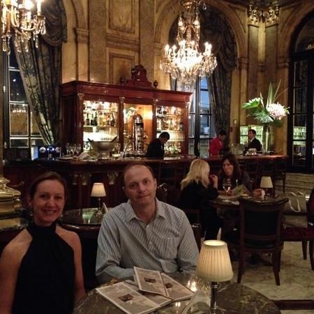 Alvear Palace Hotel: alvear lobby bar