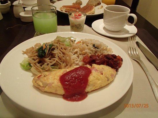 The Sukosol: 朝食