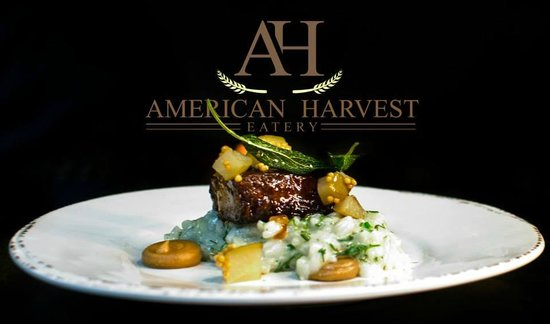 American Harvest Eatery: Fabulous Dining for our Bridal Shower