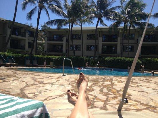 Turtle Bay Resort : just relax