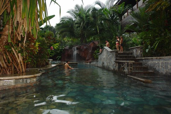Baldi Hot Springs Hotel Resort & Spa : Piscina Termal