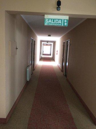 Ohasis Hotel Spa: Pasillo