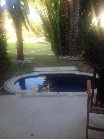 Casa Velas : Piscina privada de inmersión en la suite 101