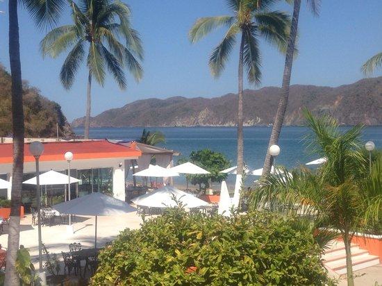 La Quinta Gran Bahia Cuastecomates: Vista