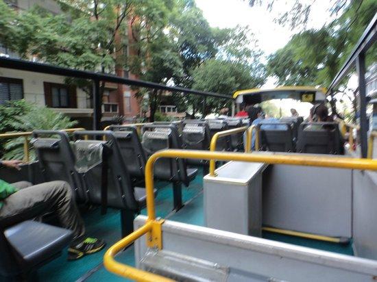 Buenos Aires Bus : bus turistico em Buenos Aires