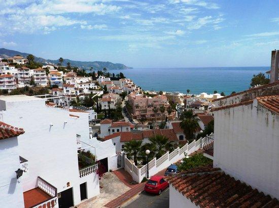 Estrella del Mar: View from balcony