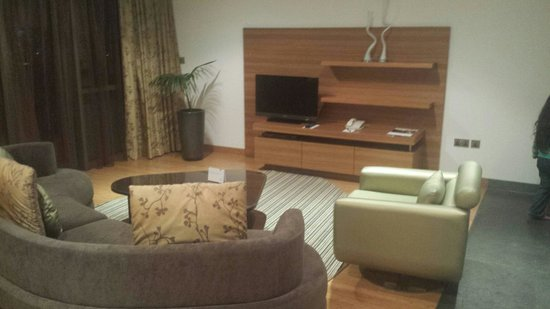 BurJuman Arjaan by Rotana - Dubai: Our suite