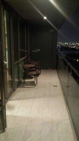 BurJuman Arjaan by Rotana - Dubai: Balcony