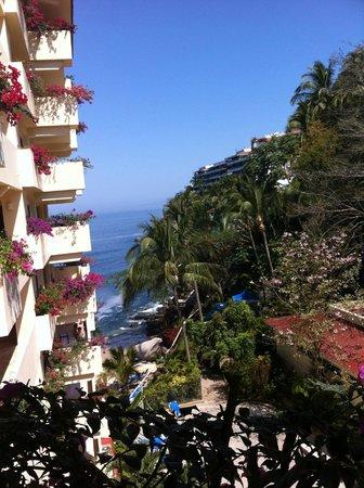 Barcelo Puerto Vallarta : el mar desde la habitacion