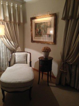 Dom Pedro Lisboa: Chambre Suite