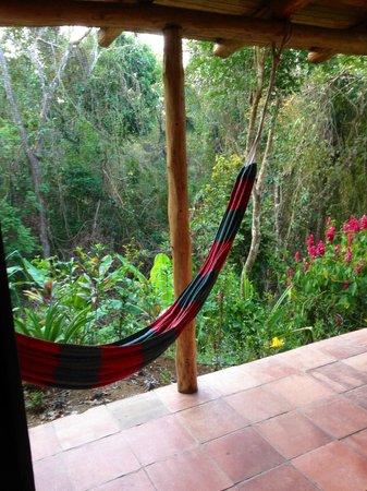 Hacienda Del Sol: View from our porch