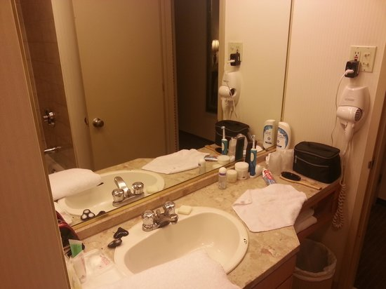 Hotels Gouverneur Montreal: Bathroom 2