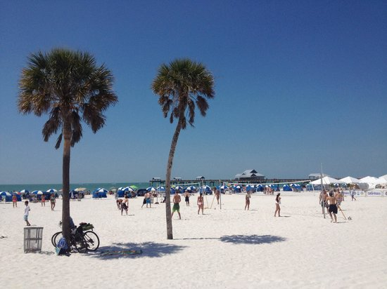 Clearwater Beach: Maravilhoso