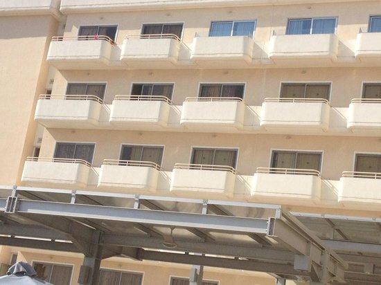 Nestor Hotel : Vue de la façade