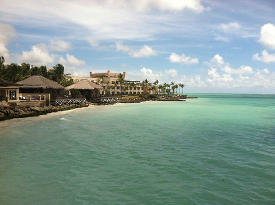 Sanctuary Cap Cana by Playa Hotels & Resorts: A view from Blue Marlin