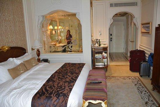 Legendale Hotel Beijing: Incredible Room