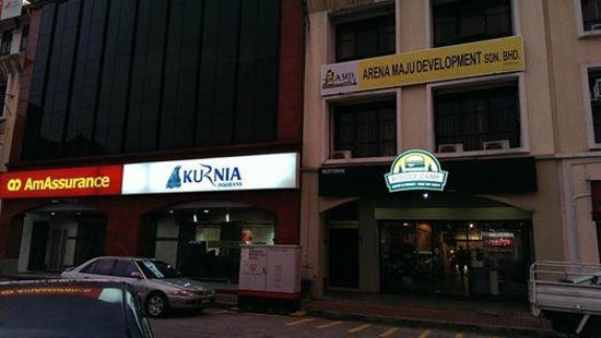 Burger Camp: Located at Greentown, Ipoh. Next to Kurnia Insurance, Opposite Maxis Centre