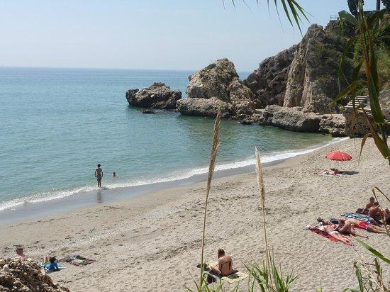 Playa Carabeillo to west side of Burriana beach