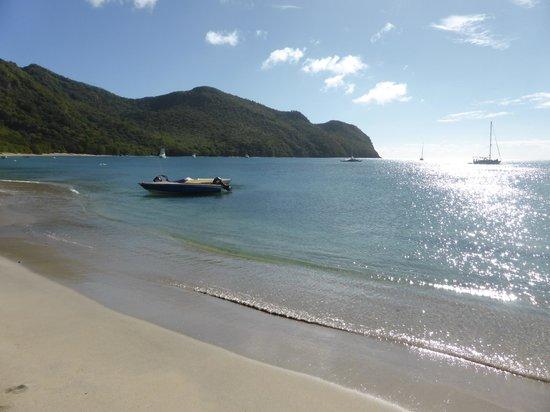 Chatham Bay: mar