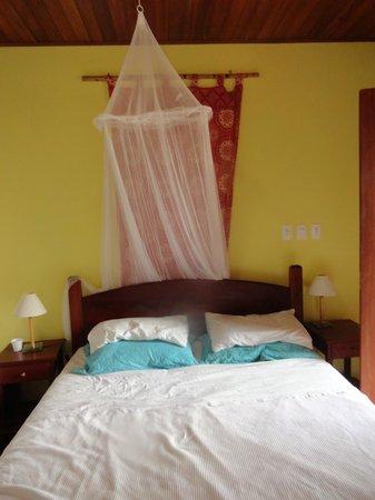 Pousada Tagomago Beach Lodge: Quarto