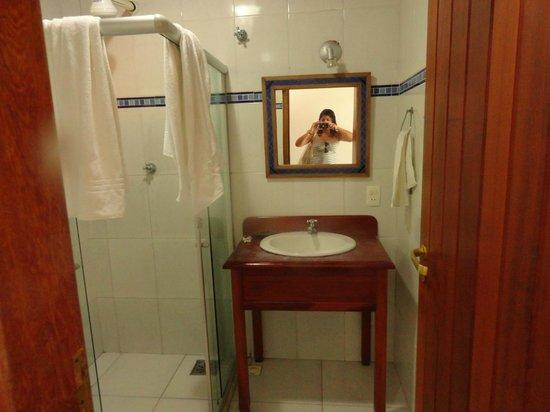 Pousada Tagomago Beach Lodge: Banheiro