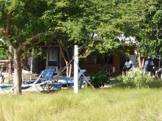 Chatham Bay: abandonado