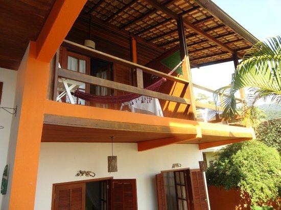 Pousada Tagomago Beach Lodge: Fachada