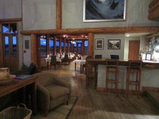 Fiordland Lodge : Dining room