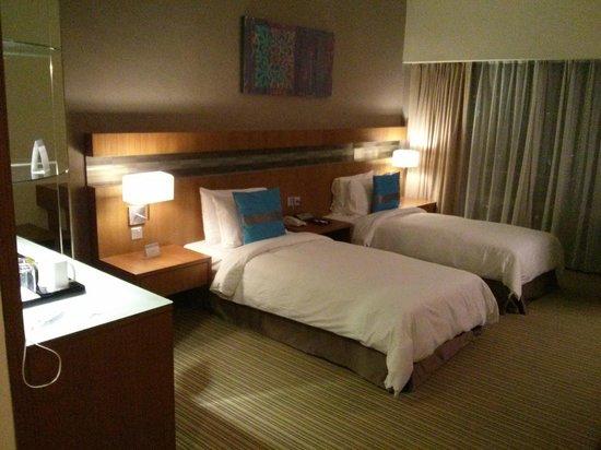 Premiera Hotel Kuala Lumpur : Twin Sharing bed