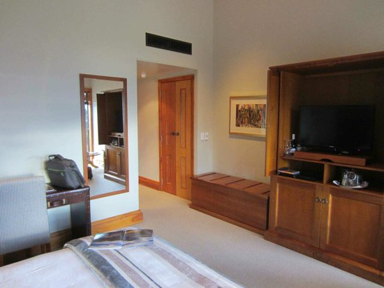 Fiordland Lodge : Deluxe room