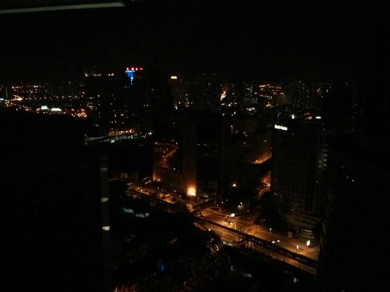 Premiera Hotel Kuala Lumpur: View from smaller room