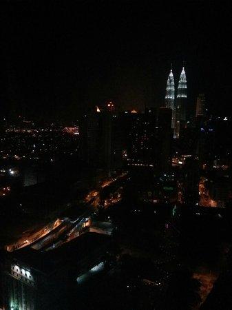Premiera Hotel Kuala Lumpur: View from bigger room