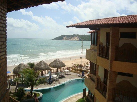 Visual Praia Hotel: Vista do quarto