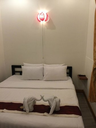 Villa Um Theara: Double room