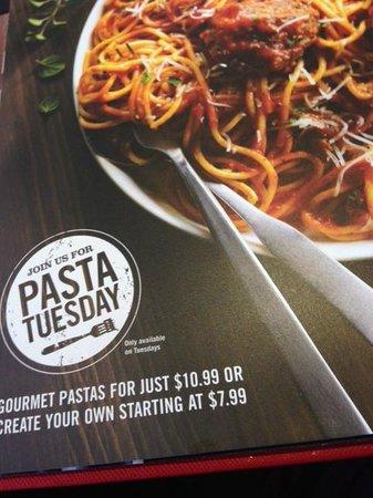 Past Tyesdat Advertising Boston Pizza  |  2180 Saskatchewan Avenue W, Portage la Prairie, Manito