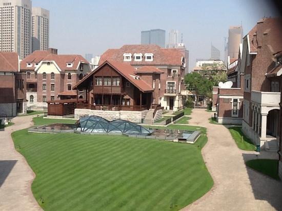 Hotel Indigo Tianjin Haihe: hotel resort-like view