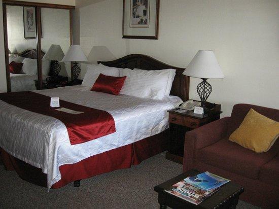 BEST WESTERN PLUS Hacienda Hotel Old Town : My room :)