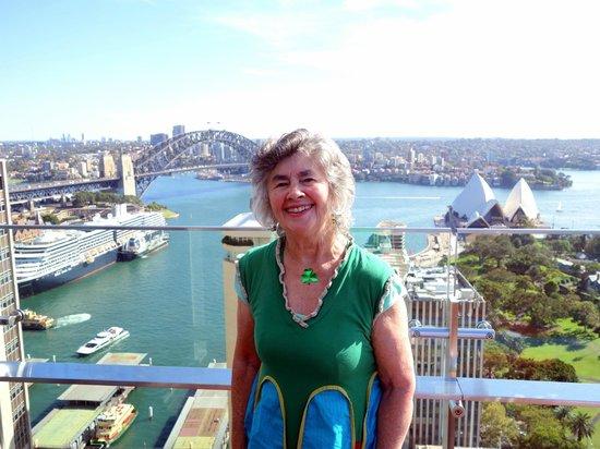 InterContinental Sydney: View from Club Intercontinental