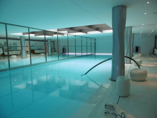 Le Royal Monceau-Raffles Paris: Spa