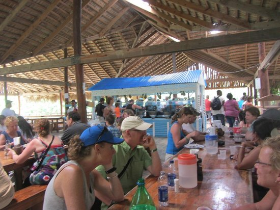 Bavaro Runners Adventures: Where we ate lunch