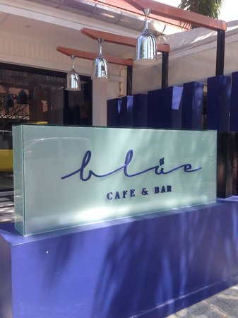 Blue Cafe & Bar