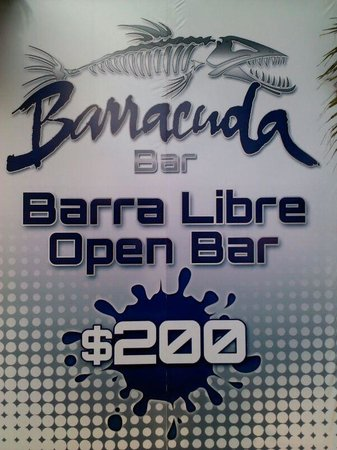 ‪Barracuda Bar Acapulco‬